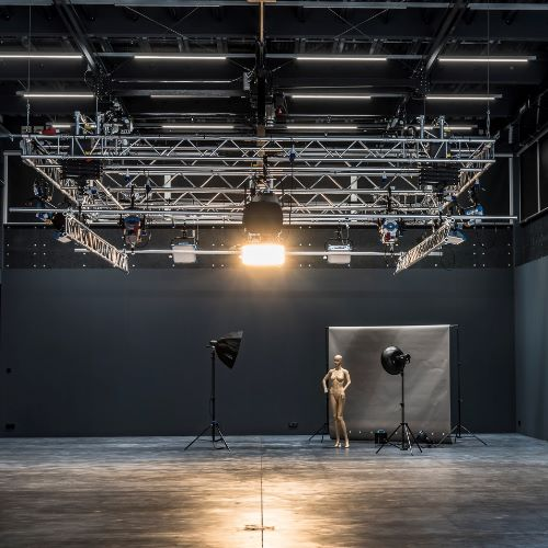 Media Technical System Content Park Zürich