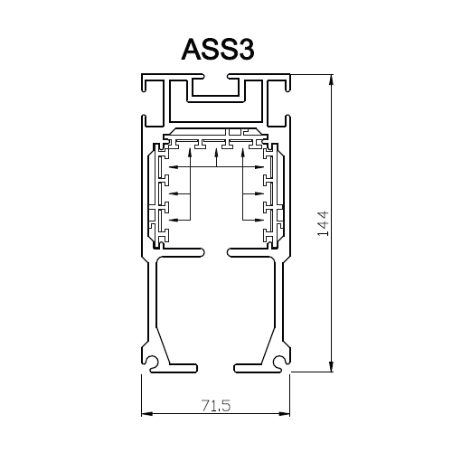 media-techincal-system-technischezeichnung-schienensysteme-ASS3