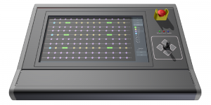 MTS FCP Pro Desk Studio Control Unit Lighting Grid